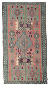 Kelim semi-antiek Turkije tapijt XCGZK955