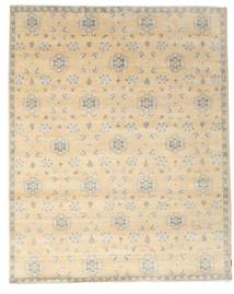 Himalaya Rug 234X295 Authentic  Modern Handknotted Light Brown/Beige/Dark Beige (Wool, India)