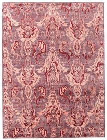 Himalaya Rug 236X315 Authentic  Modern Handknotted Light Pink/Purple ( India)