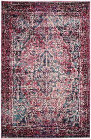 Rita Rug 200X300 Modern Dark Purple/Light Purple ( Turkey)