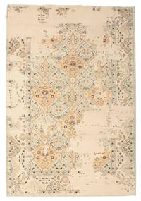 Himalaya Rug 179X270 Authentic  Modern Handknotted Light Brown/Beige (Wool, India)