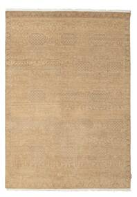 Himalaya Rug 187X265 Authentic  Modern Handknotted Light Brown/Dark Beige (Wool, India)