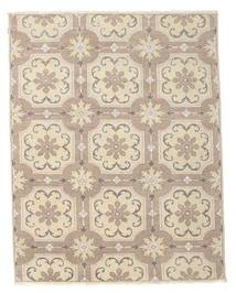Himalaya Rug 230X293 Authentic  Modern Handknotted Light Brown/Beige (Wool, India)