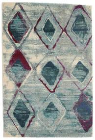 Tapis Tuva - Bleu CVD15848