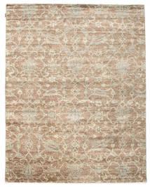 Himalaya Matto 239X305 Moderni Käsinsolmittu Vaaleanruskea/Beige ( Intia)