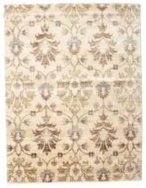 Himalaya Rug 241X315 Authentic  Modern Handknotted Beige/Dark Beige ( India)