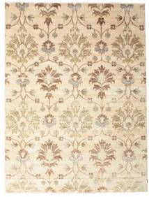 Himalaya Rug 274X363 Authentic  Modern Handknotted Beige/Dark Beige Large ( India)