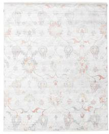 Himalaya Rug 246X304 Authentic  Modern Handknotted White/Creme/Beige ( India)