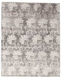 Himalaya Rug 243X306 Authentic  Modern Handknotted Light Grey/Dark Grey ( India)