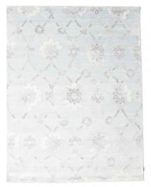 Himalaya Rug 238X309 Authentic  Modern Handknotted White/Creme/Light Blue ( India)