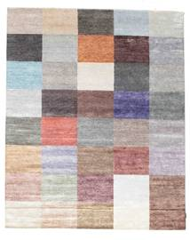Himalaya Rug 247X305 Authentic  Modern Handknotted Light Grey/Light Pink ( India)
