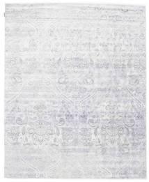 Himalaya Teppe 239X295 Ekte Moderne Håndknyttet Hvit/Creme/Lyselilla ( India)