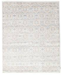 Himalaya Rug 242X297 Authentic  Modern Handknotted Light Grey/White/Creme ( India)
