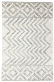 Himalaya 絨毯 168X257 モダン 手織り 暗めのベージュ色の/薄い灰色/ベージュ ( インド)
