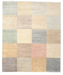 Himalaya Rug 246X300 Authentic  Modern Handknotted Light Brown/Beige/Dark Beige (Wool/Bamboo Silk, India)