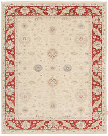 Ziegler Rug 151X194 Authentic  Oriental Handknotted Beige/Light Brown (Wool, Pakistan)