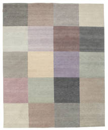 Himalaya Rug 249X304 Authentic  Modern Handknotted Light Grey/Dark Grey (Wool, India)