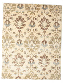 Himalaya Rug 238X303 Authentic  Modern Handknotted Beige/Light Brown (Wool/Bamboo Silk, India)
