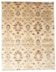 Himalaya Rug 276X357 Authentic  Modern Handknotted Beige/Dark Beige Large ( India)