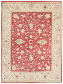 Ziegler Rug 150X202 Authentic  Oriental Handknotted Beige/Light Pink (Wool, Pakistan)