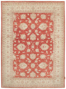 Ziegler Rug 170X238 Authentic  Oriental Handknotted Beige/Light Pink (Wool, Pakistan)