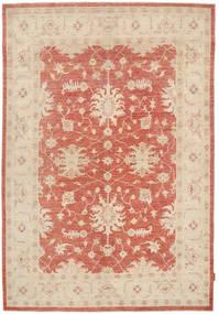 Ziegler 絨毯 170X248 オリエンタル 手織り 薄茶色/ライトピンク (ウール, パキスタン)