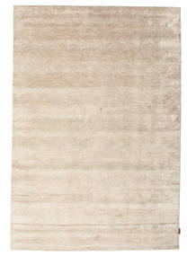Himalaya Tapis 185X264 Moderne Fait Main Beige/Gris Clair ( Inde)