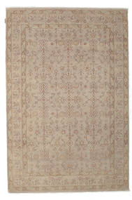 Himalaya Rug 180X268 Authentic Modern Handknotted Light Brown (Wool, India)
