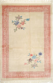 China art silk 120 Line carpet FAZA25