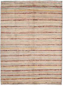 Barchi/Moroccan Berber Teppe 193X276 Ekte Moderne Håndknyttet Lysbrun/Lyserosa (Ull, Afghanistan)