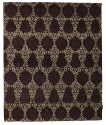 Himalaya Rug 150X180 Authentic  Modern Handknotted Dark Red/Dark Brown (Wool, India)