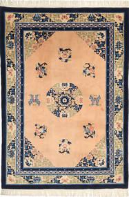 中国 アンティーク仕上げ 絨毯 FAZA198