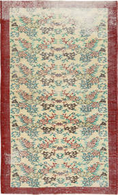 Colored Vintage carpet BHKZO37