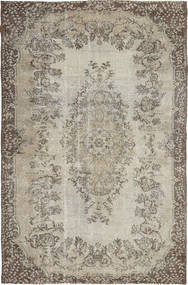 Colored Vintage Rug 178X275 Authentic  Modern Handknotted Light Brown/Light Grey (Wool, Turkey)