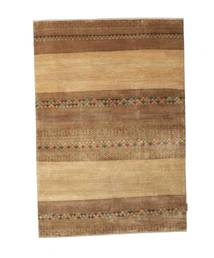 Himalaya Rug 122X175 Authentic  Modern Handknotted Brown/Light Brown (Wool, India)