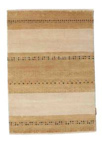 Himalaya Rug 83X119 Authentic  Modern Handknotted Light Brown (Wool, India)