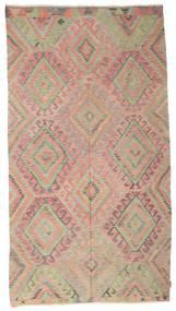 Kelim halvt antikke Tyrkiske teppe XCGZK295