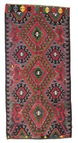 Kelim semi-antiek Turkije tapijt XCGZK259