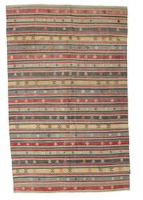 キリム セミアンティーク トルコ 絨毯 XCGZK258