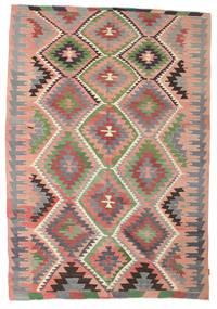 Tappeto Kilim semi-antichi Turchi XCGZK227