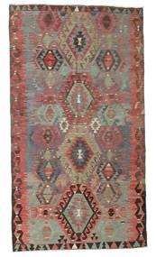 Tapis Kilim semi-antique Turquie XCGZK844