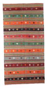 Kelim semi-antiek Turkije tapijt XCGZK831