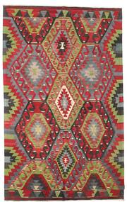 Kilim semi antique Turkish carpet XCGZK541