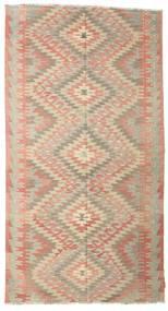 Kilim Semi Antique Turkish Rug 173X320 Authentic  Oriental Handwoven Light Pink/Light Grey (Wool, Turkey)