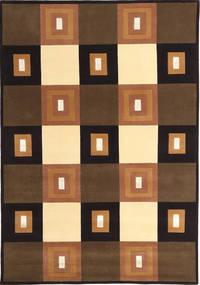 Himalaya Rug 170X240 Authentic  Modern Handknotted Brown/Black/Dark Brown ( India)