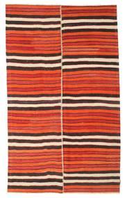 Kilim semi antique Turkish carpet XCGZK508