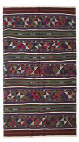Kelim semi-antiek Turkije tapijt XCGZK505