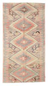 Tapis Kilim semi-antique Turquie XCGZK482