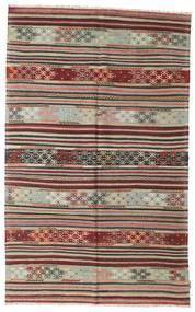 Tappeto Kilim semi-antichi Turchi XCGZK468