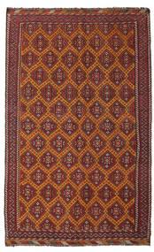 Kilim semi antique Turkish carpet XCGZK446